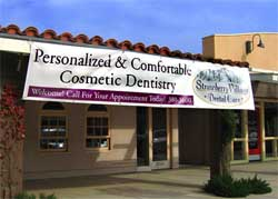 Cosmetic Dentistry Signage