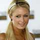 Paris Hilton uses dental floss!