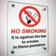 Smoking Ban Good for Cosmetic Dentistry
