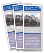 Customized professional practice brochures